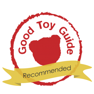 WordStacker 'Recommended' in The Good Toy Guide