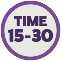 WordStacker ® Time Age Icon