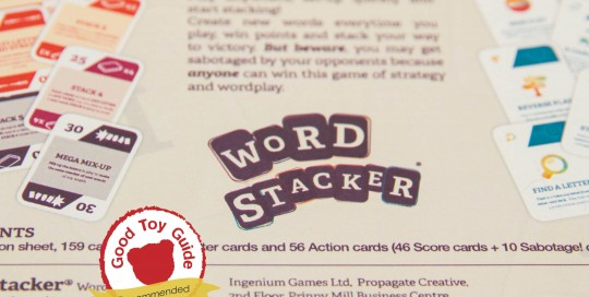 WordStacker by Ingenium Games