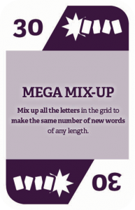 How to play WordStacker - Mega Mix-Up