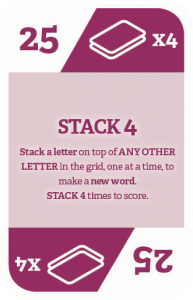 How to Play WordStacker - Stack 4