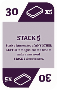 How to Play WordStacker - Stack 5